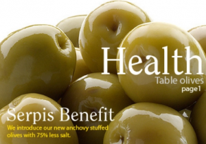 olive means health